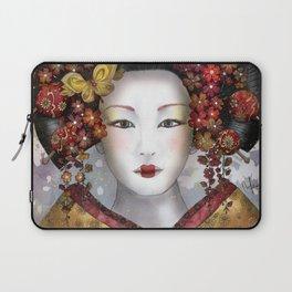 Becoming a Geisha  Laptop Sleeve