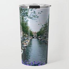 Charming Amsterdam Travel Mug