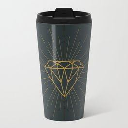 Diamond Travel Mug