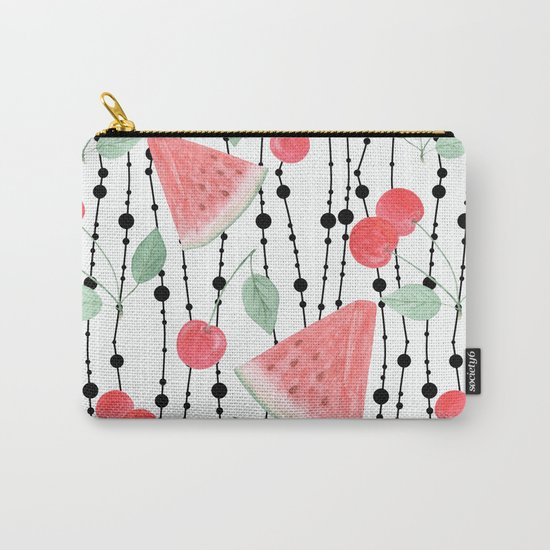 The taste of summer. Carry-All Pouch
