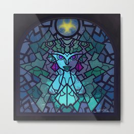 Sage of Water Metal Print
