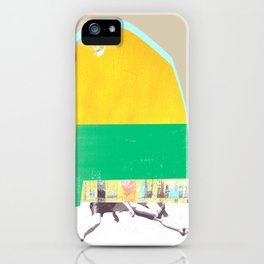 Hell of a Grave iPhone Case