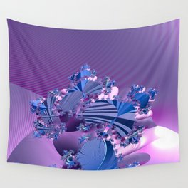 Miracle of abstract dunes Wall Tapestry