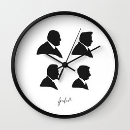 The Sopranos Wall Clock