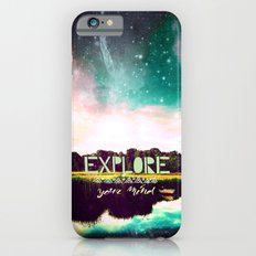Explore your mind - for iphone iPhone 6s Slim Case
