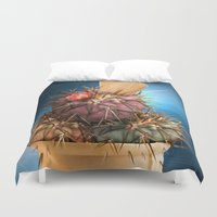 scream Duvet Covers featuring Scream by CrismanArt