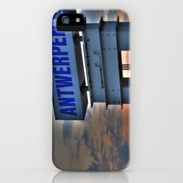 The Cruise Terminal iPhone Case