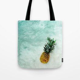 Alone in the Light Tote Bag