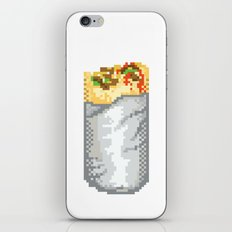 San Francisco Mission Burrito iPhone & iPod Skin