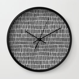 Lots of lines Wall Clock