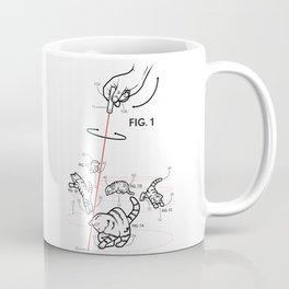 Lazer Cats! Coffee Mug