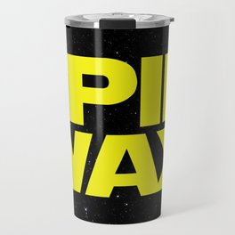 SPIN WAX Travel Mug
