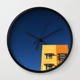 Southwest Palette Wall Clock