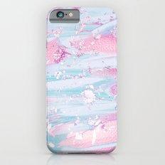Shine Shimmer Pastel Pink and Blue Modern Slim Case iPhone 6s