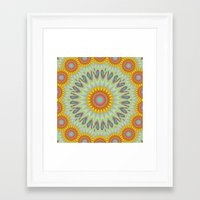 sun Framed Art Prints featuring Sun by David Zydd