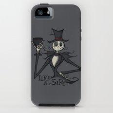 Gentleman Jack iPhone (5, 5s) Tough Case