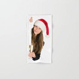 Colorful Christmas Gift Idea Cutest Photographs Prints Hand & Bath Towel