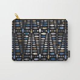 Stylish organic pattern Carry-All Pouch
