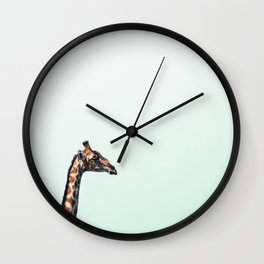 I'll Stand by You IIII Wall Clock