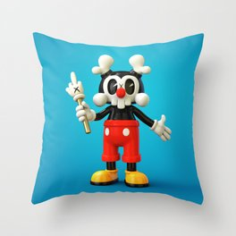 Kranyus F_K Throw Pillow