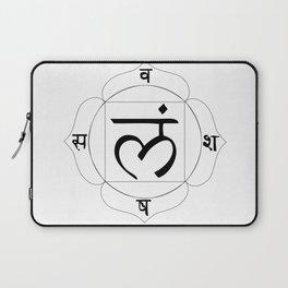 root chakra Muladhara Laptop Sleeve