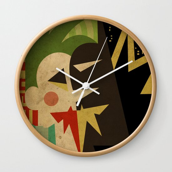 Destined to do this Forever Wall Clock