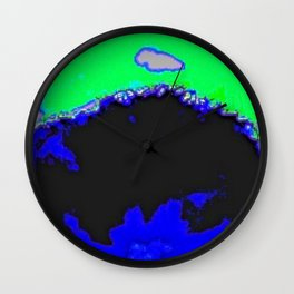 Bard Hill Wall Clock