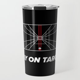 Stay on target Travel Mug