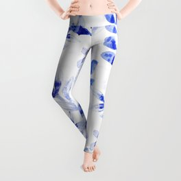 Watercolor Floral VVII Leggings