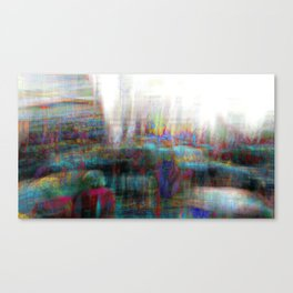 And the longer you linger, the linger you long. 01 Canvas Print