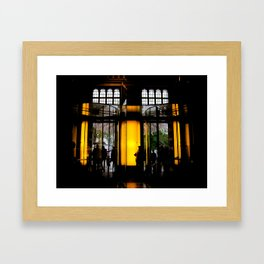 Victoria & Albert Framed Art Print
