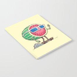 Watermelon Skater Notebook