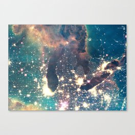 Intergalactic Canvas Print