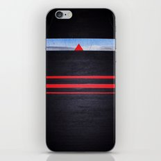 The Light of the Triangle iPhone & iPod Skin