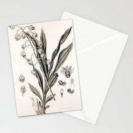 Catasetum hookeri Stationery Cards