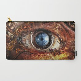 Mechanical Eye Carry-All Pouch