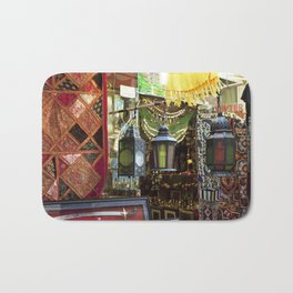 Arabian Lanterns 2! Bath Mat