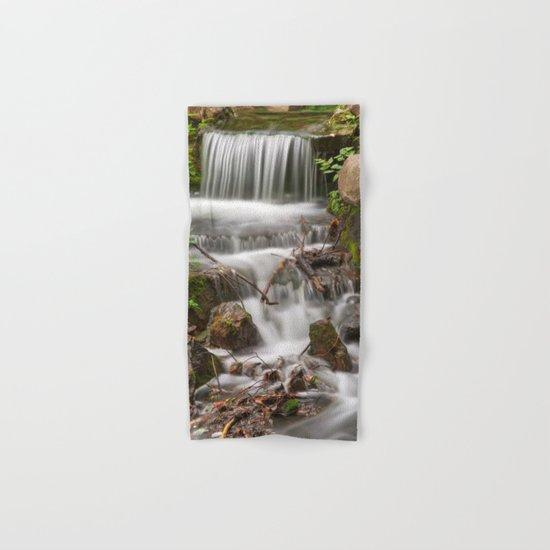 Jean-Drapeau Waterfall Hand & Bath Towel