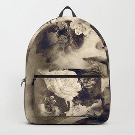 Vintage  time Backpack
