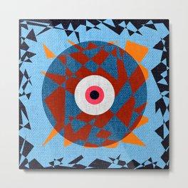 dragon eye Metal Print
