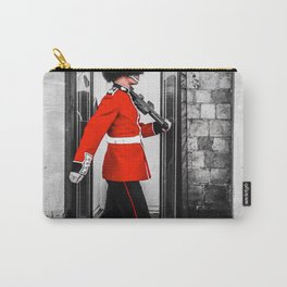 The Queens Red Guard Carry-All Pouch