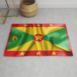 Grenada Flag Rug