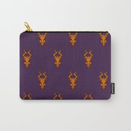 Royal Beasts - Pattern Carry-All Pouch