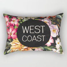 West Coast Rectangular Pillow