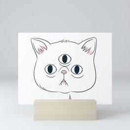 Catto Mini Art Print