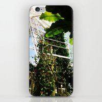 onward iPhone & iPod Skins featuring Onward and Outward by CP DESIGN