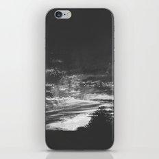 The Night Lands iPhone & iPod Skin