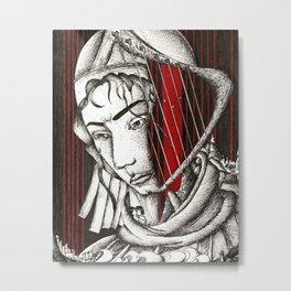 The end of Noldolante Metal Print