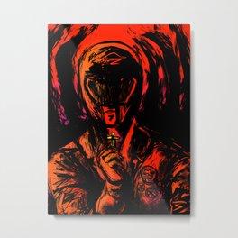 The Dark Apostle Metal Print