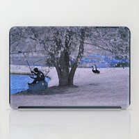 fishing iPad Cases featuring Fishing by Anthony M. Davis